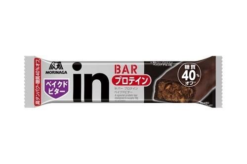 糖質オフしながらタンパク質摂取 ビターな焼きチョコタイプ