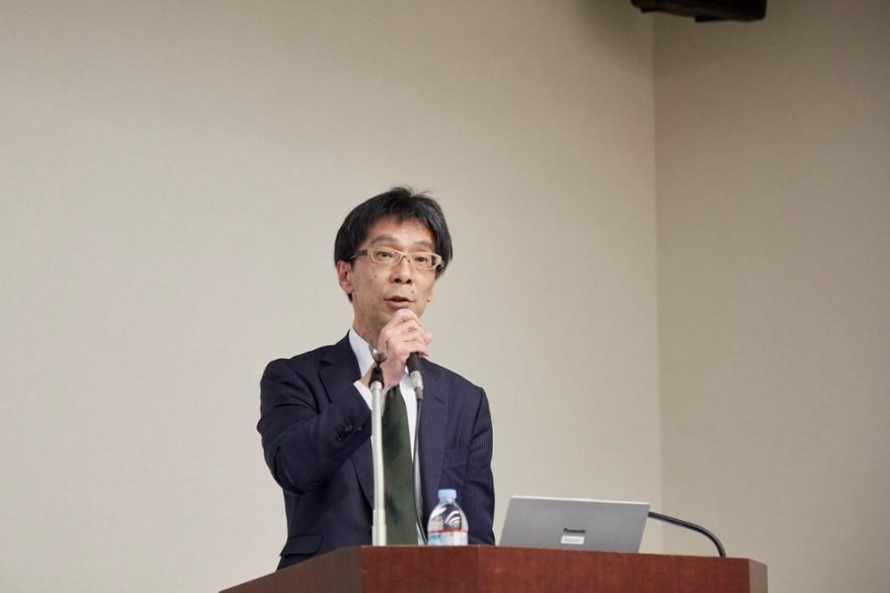 「睡眠自己管理プログラム」の効果について述べたJR東海の清水紀宏さん