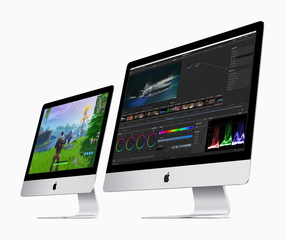 パフォーマンスアップした「iMac」
