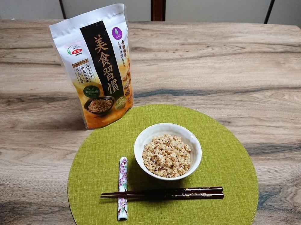 帝人とJA全農が共同開発した新商品「美食習慣」(2)