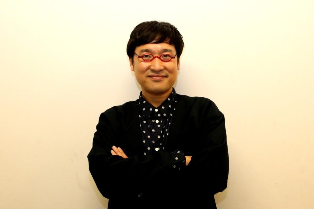 山里亮太さん(よしもとクリエイティブ・エージェンシー)/3月29日撮影