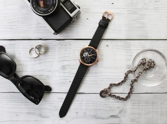 日本発腕時計ブランド「MASTERWORKS」から限定生産レアアイテム