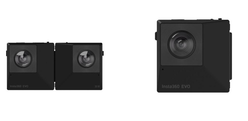 180度3D撮影と360度撮影が1台でできる