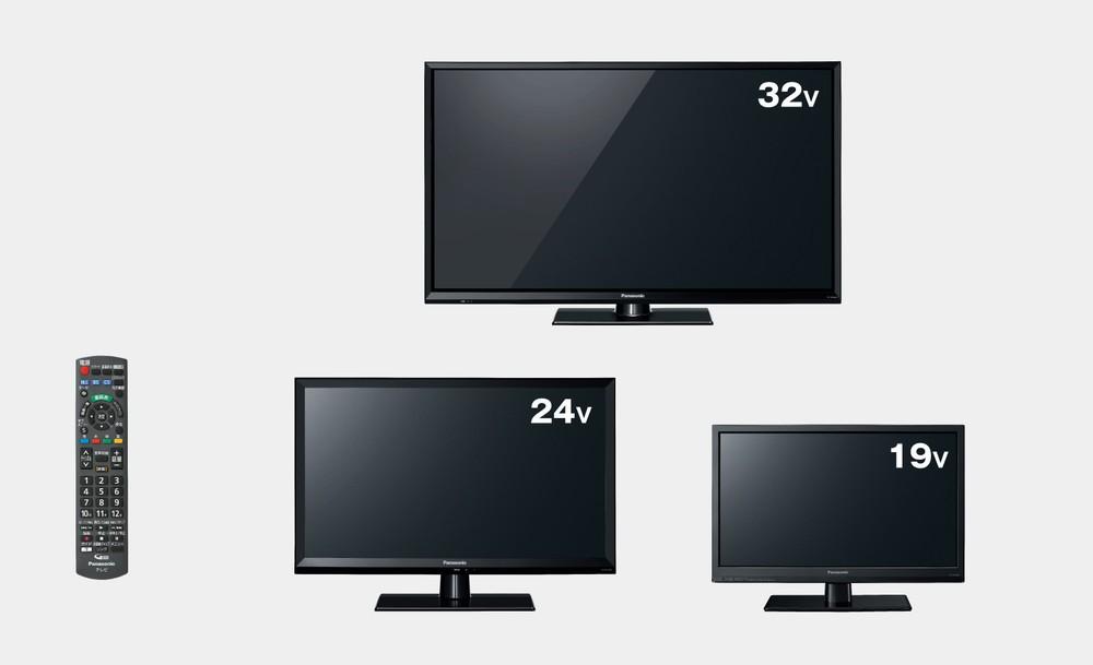 USBハードディスク接続で裏番組録画 液晶テレビ3モデル