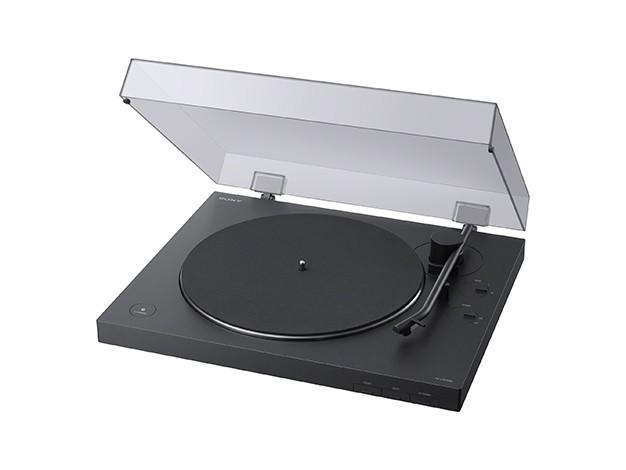 ソニーのアナログレコードプレーヤー ブルートゥース接続で聞ける