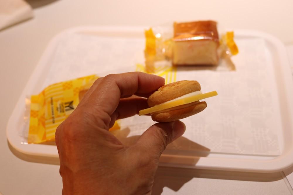 チーズバーガーがスイーツに大変身 「マイキャプテンチーズTOKYO」試食してみた