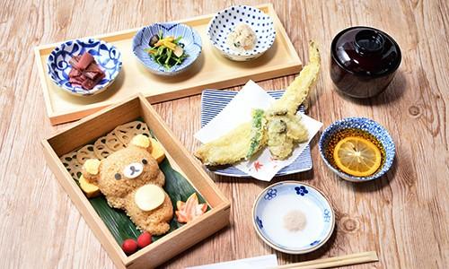 牡蠣やレモンと広島らしい食材も 和カフェ「宮島りらっくま茶房」