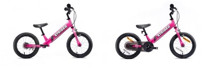 自転車デビューをアシスト 軽量、低重心で子どもも使いやすい1台