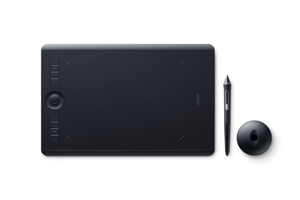 高精度の筆圧感知、紙に描くような感覚 コンパクトなペンタブレット