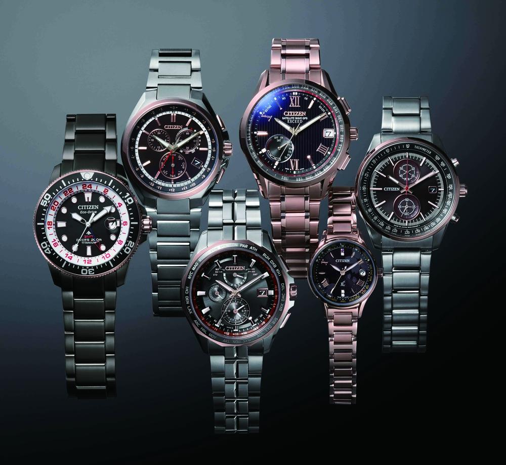 ラグビー日本代表モデルの腕時計 裏側に「桜のエンブレム」刻印
