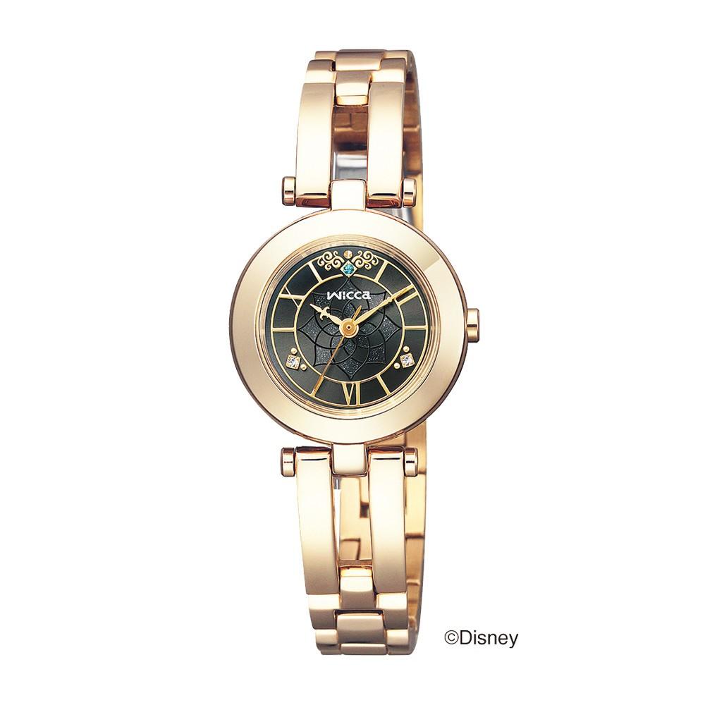 ディズニーアニメ「アラジン」コラボモデルの腕時計 1300本限定