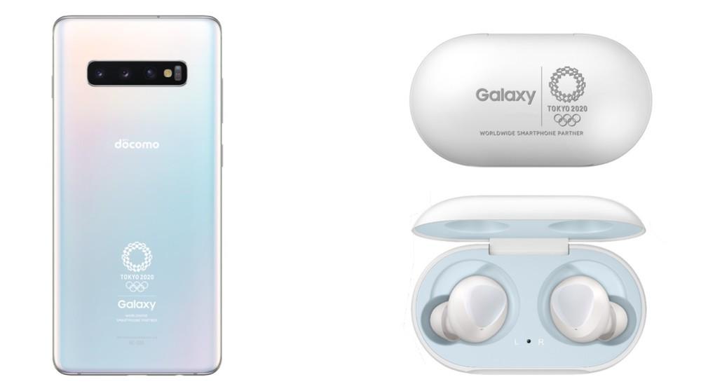 東京五輪モデルの「Galaxy S10+」 1万台限定
