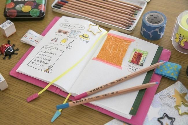 「ほぼ日手帳」から方眼ノート カバーもかけられるA6・A5サイズ