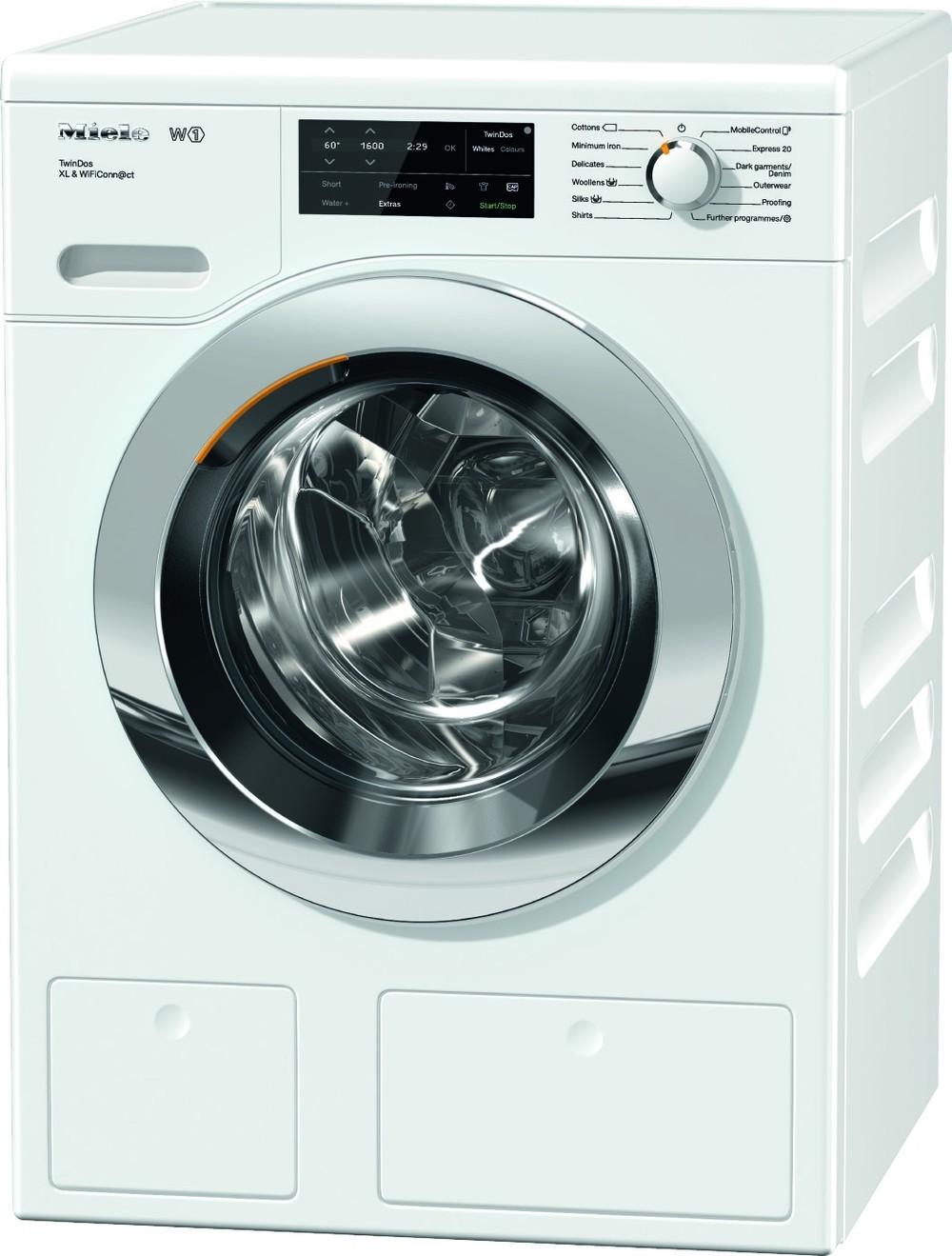 液体・カプセル洗剤を自動投入できる洗濯機