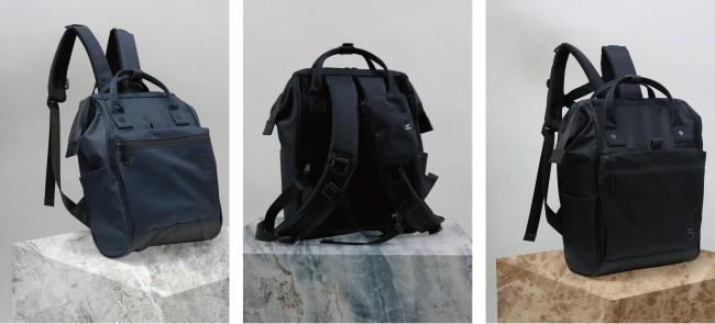 シーンやスタイルを選ばない 「anello」からジェンダーレスで使えるバッグ
