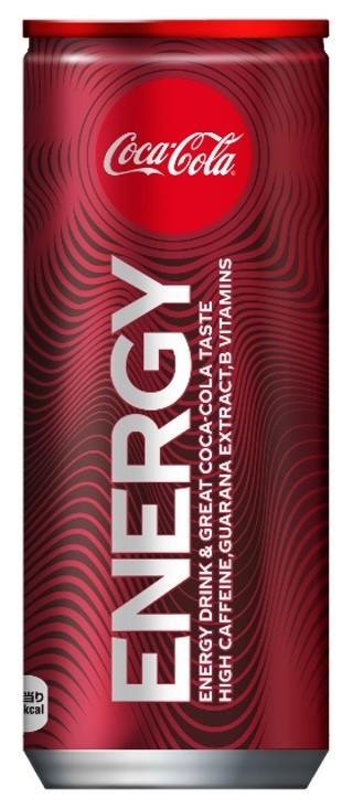 「コカ・コーラ」初のエナジードリンク おいしく爽快、刺激的な味