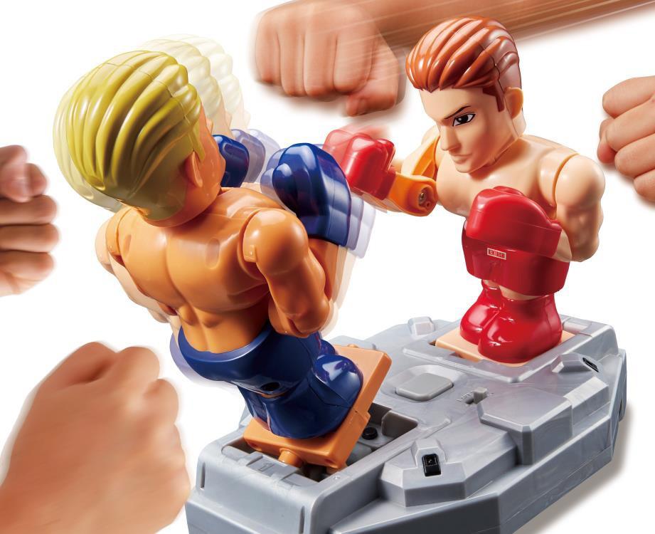 センサー搭載 素手でパンチを繰り出せるボクシングトイ