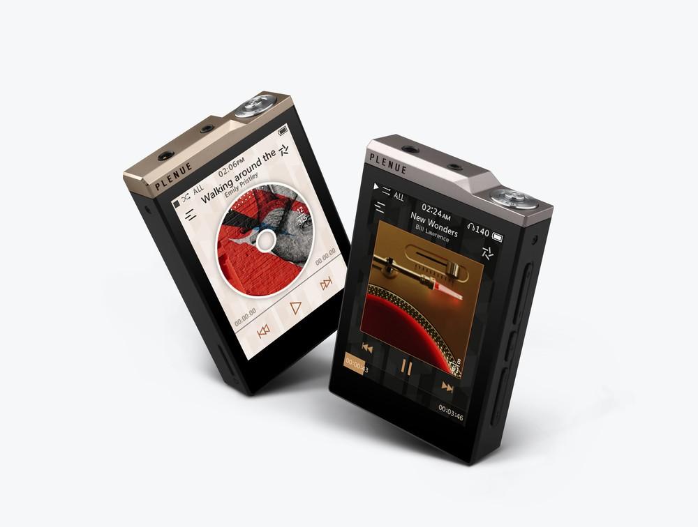 2.5mmバランス端子やDSDネイティブ再生対応 デジタルオーディオプレーヤー