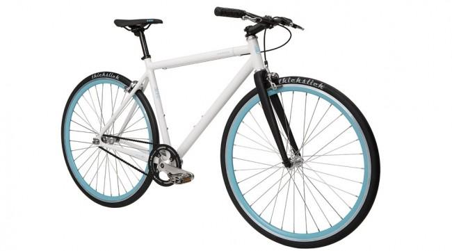 シティライフにマッチ 丈夫ながら軽量設計のおしゃれ自転車