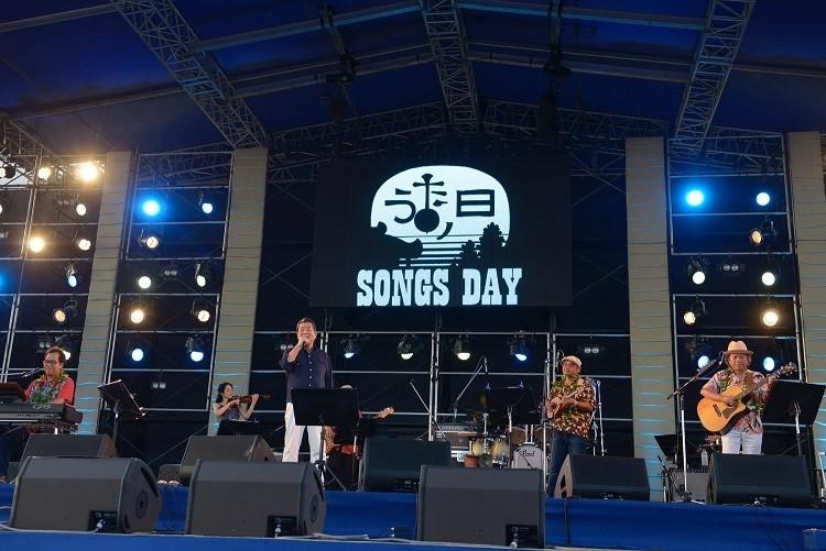 BEGIN、「うたの日コンサート」   <br/>   三世代8000人のマルシャショーラ