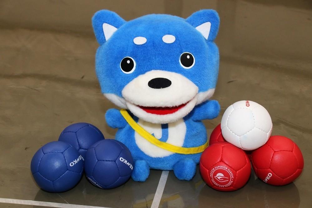 パラスポーツ「ボッチャ」に体当たりで挑戦! 【カス丸とおでかけ(2)】