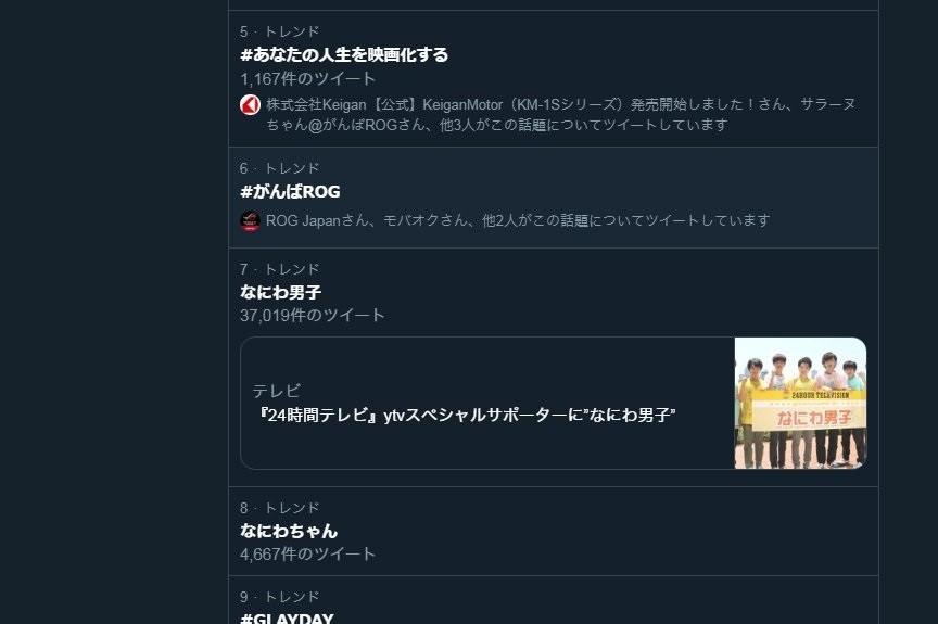 「ROG Japan」ツイッター担当者が突如卒業 送別エール「トレンドワード入り」大作戦
