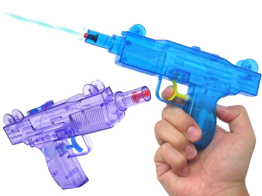 夏はコレで遊んだ...水鉄砲「ウージー水ピストル」【覚えていますか?このおもちゃ(9)】