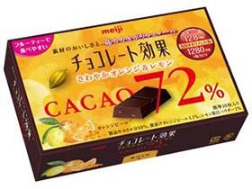 「カカオ72%」ビターチョコでも食べやすい 柑橘・抹茶フレーバー