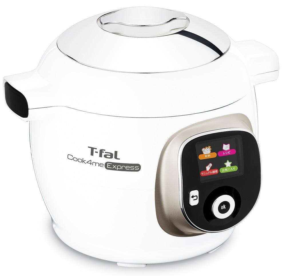 火を使わずに1台7役の調理ができる電気圧力鍋