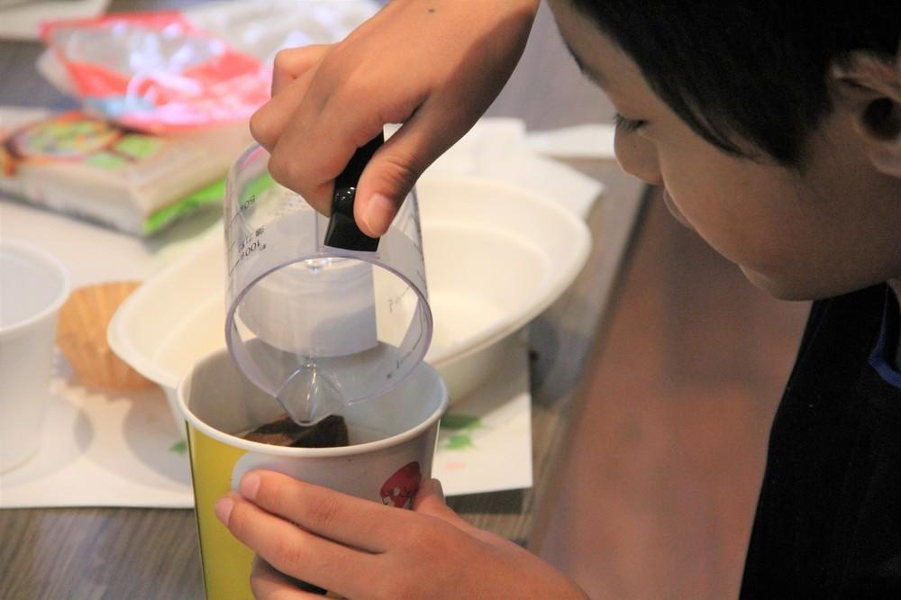 フリーズドライ食品で「デコ体験」 アマノフーズが横浜でイベント