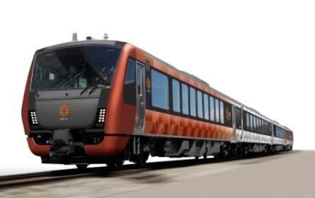 観光列車「海里」 旅行会社初の貸切りツアー