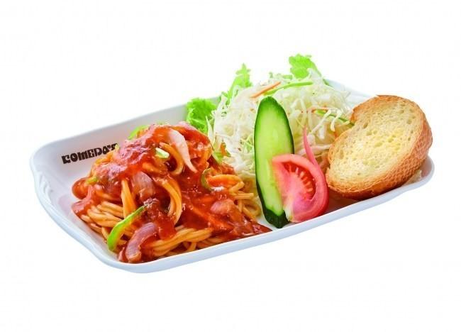 名古屋名物「あんかけ」も コメダ珈琲初のスパゲティメニュー