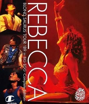 REBECCA、ふたつのライブ      80年代の新鮮さ