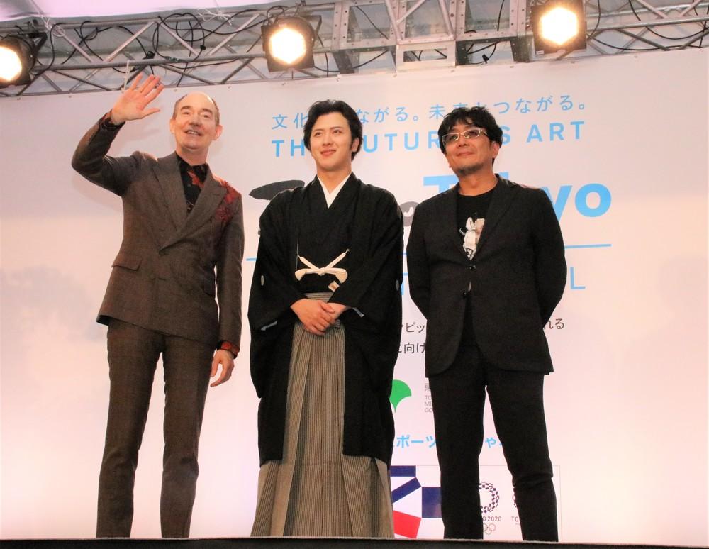 大友啓史、尾上松也ら「日本文化」大いに語る 「るろうに剣心」や歌舞伎のエピソードも