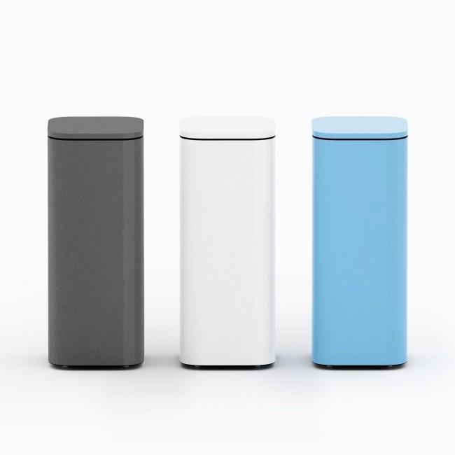 マイナス10度で冷やすゴミ箱 不快な悪臭防ぎ低消費電力も実現