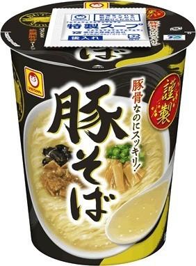 豚骨ながらもスッキリ淡麗 「豚清湯」の味わい再現したカップ麺