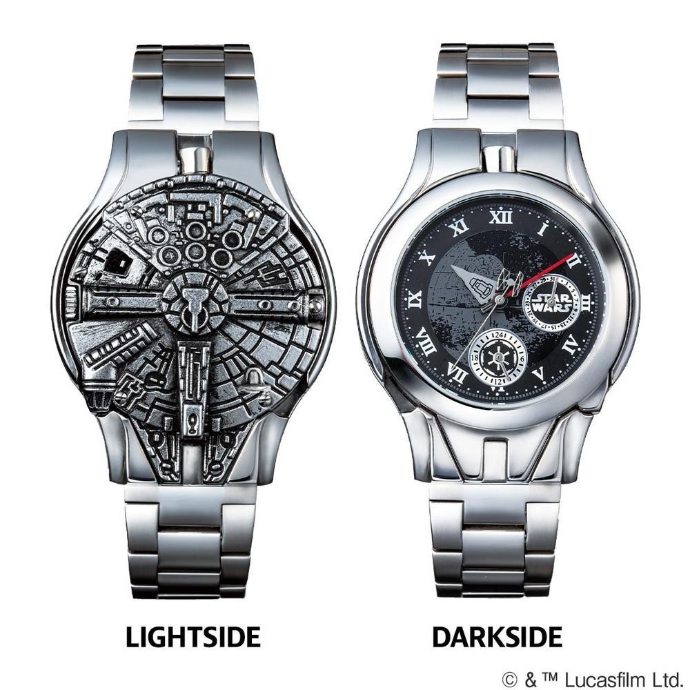 「スター・ウォーズ」ライトサイドとダークサイド 2つの顔を持つコラボ腕時計