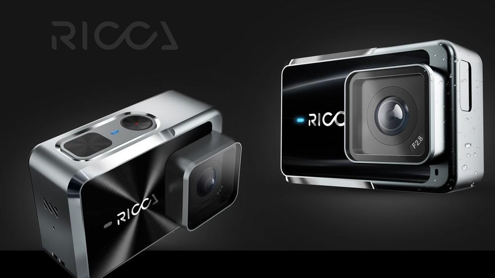 6軸手ブレ補正 滑らかな4K映像が撮れるアクションカメラ