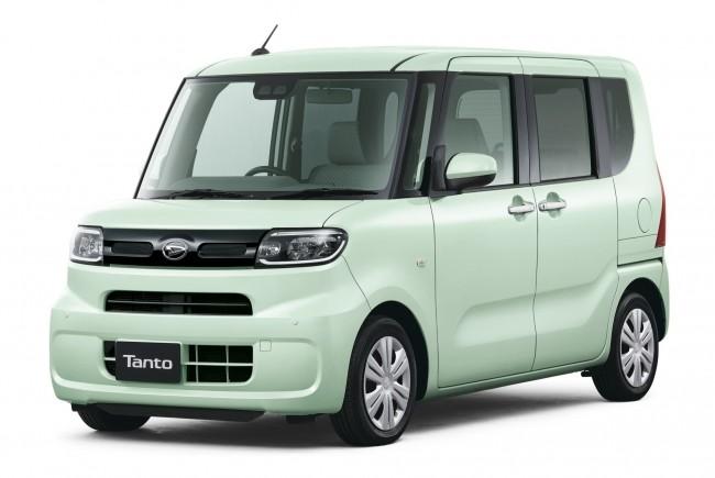 ダイハツ軽乗用車「タント」に新グレード 「セレクション」シリーズ
