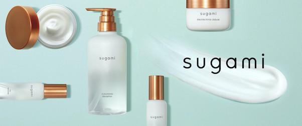 新ヘアケアブランド「sugami」 「トリートメントはお風呂上りに」