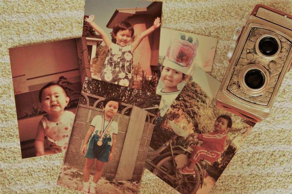 子どもの頃の写真 枚数多いほど「自己肯定感」や「親への感謝」につながる