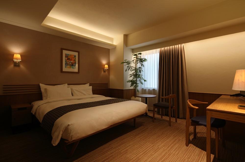 「エアコンゼロ」福岡のこだわり満載ホテル 風なし、乾燥なし、ホコリなしで超快適