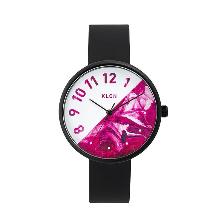 ロックバンド「感覚ピエロ」コラボモデルの腕時計