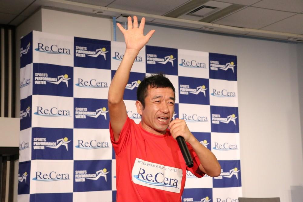 カンボジア国籍・猫ひろし 東京マラソン「厚底シューズ」で臨む深い事情