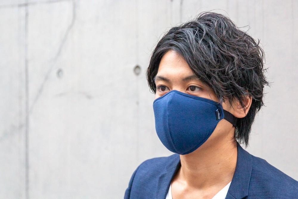 新型コロナウイルスにインフルエンザでマスク不足 「洗って清潔に再利用できる」高機能製品