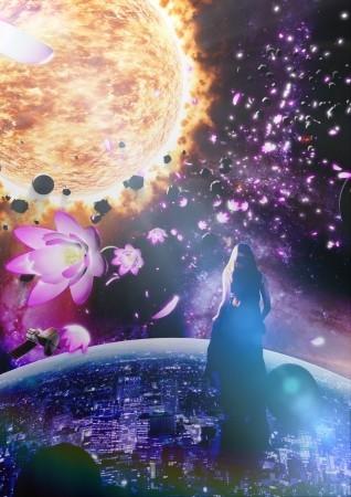 アトラクション「宇宙のファンタジア」