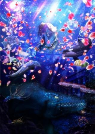 アトラクション「海のファンタジア」