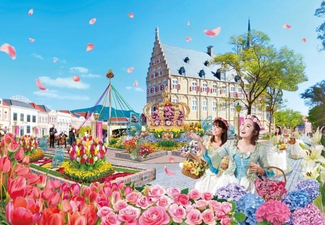 花の祭典「フラワーフェスティバル」