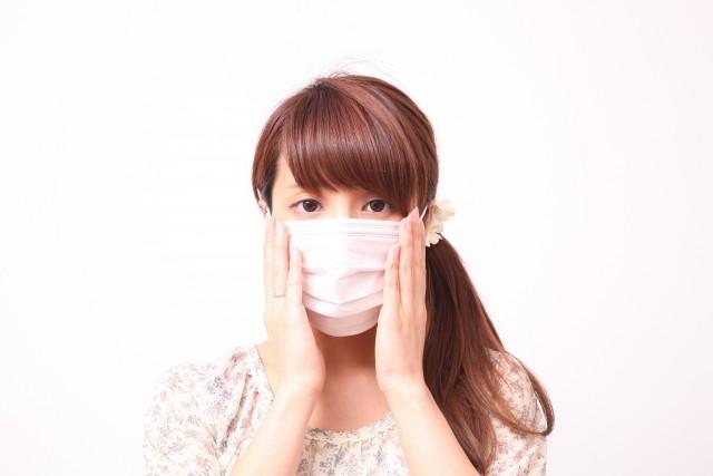 マスク交換時と廃棄時に注意を