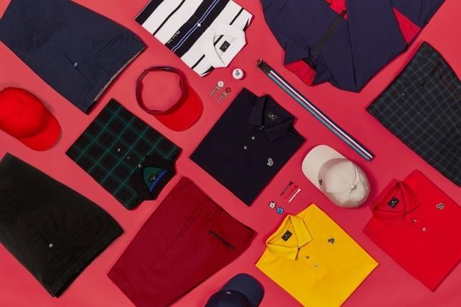 ゴルフをテーマに 「PS ポール・スミス」メンズコレクション
